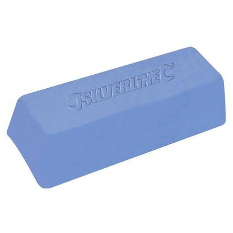 "main image of ""Silverline Pasta per lucidare blu 500g Blue"""