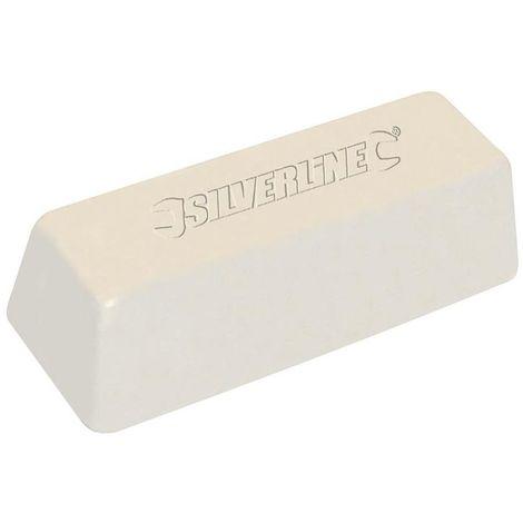 SILVERLINE PASTA PULIR BLANCO 500 G.INOX