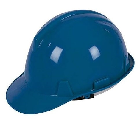 Silverline Safety 6 Point Safety Helmet Work Hard Hat Bump Cap Impact Hat EN 397
