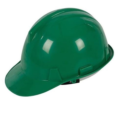 Safety Hard Hat - Green