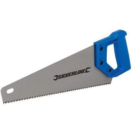 Silverline Sega con denti temprati 350 mm 7 tpi