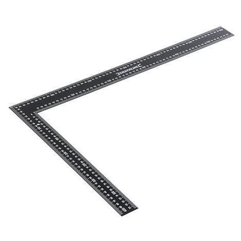 Silverline Squadre di carpentiere in acciaio 600 x 400 mm
