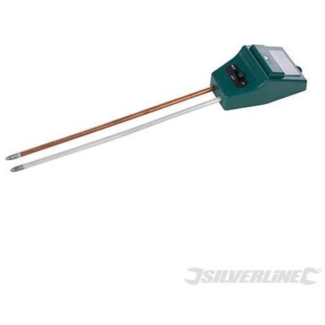 Silverline Tester di suolo 3-in-1 210 mm
