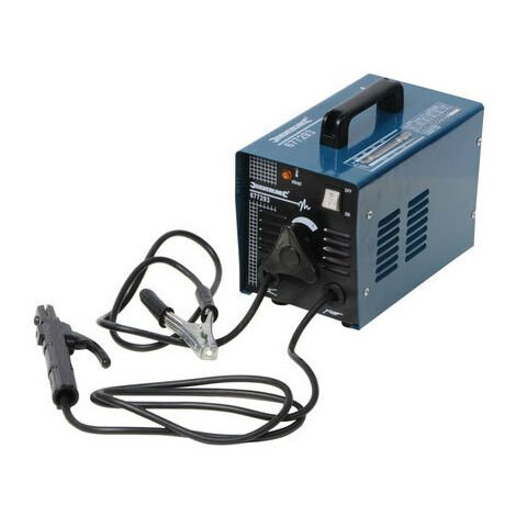 Silverline Tools - 100A MMA Arc Welder - 40 - 100A