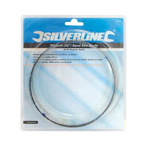 Silverline 868739 Bandsaw Blade 10tpi