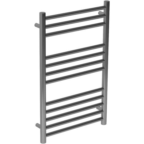 Silves Stainless Steel 800mm x 500mm Heated Towel Warmer