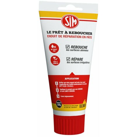Sim Le Pret A Rebouche Pate Tub330g - SIM