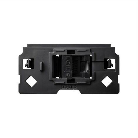 SIMON 100 - Adaptador para 1 conector RJ45 10000001-039