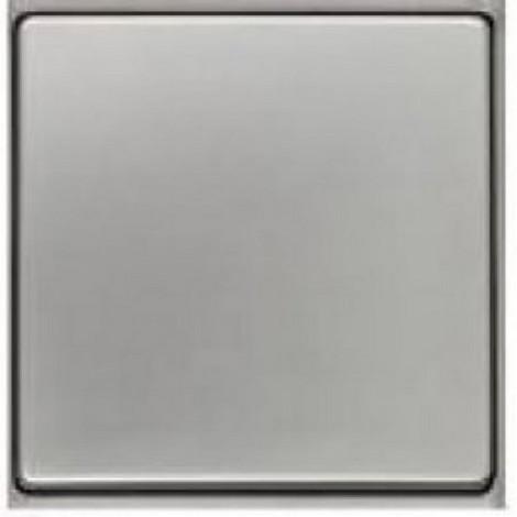 Simon 82010-33 - Touche pour interrupteur va & vient Aluminium mat