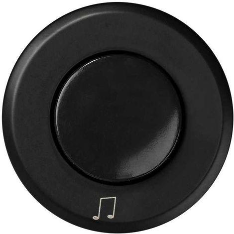 Simon 88 | Placa + boton potenciometro altavoz GRAFITO SIMON 88055-38