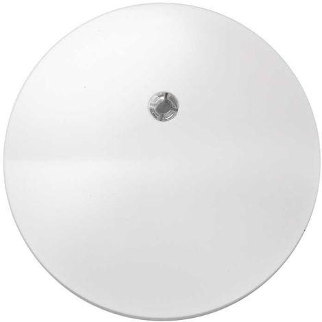 Simon 88   Tecla con visor luminoso blanca SIMON 88011-30