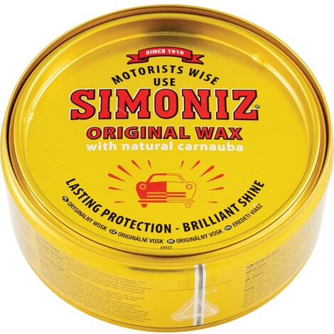 Simoniz ORIGINAL WAX POLISH 150gm