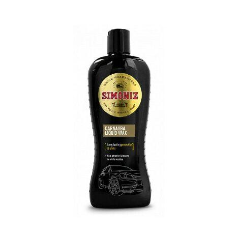 Simoniz SAPP0063A Carnauba Liquid Wax 500ml - you get: 4