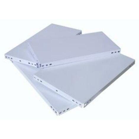 Simonrack - Bandeja blanca 400 mm de ancho