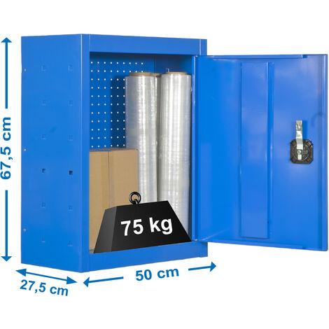 Simonrack - Kit cabinet tools pannel azul