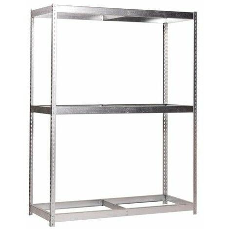 Simonrack - Kit ecoforte 3 estantes galvanizado