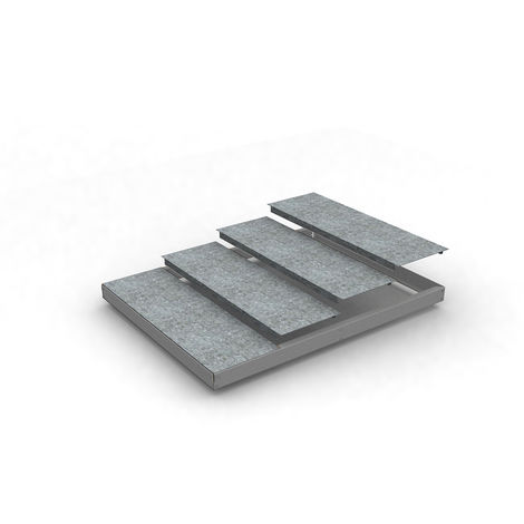 Simonrack - Kit ecoforte EA metal galvanizado
