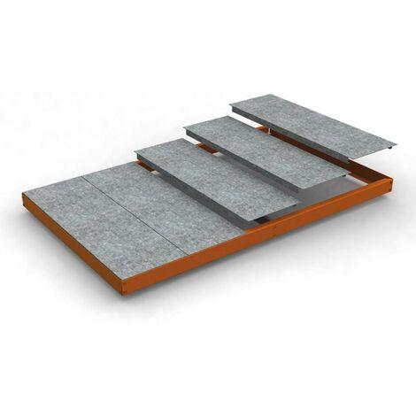 Simonrack - Kit ecoforte EA metal naranja