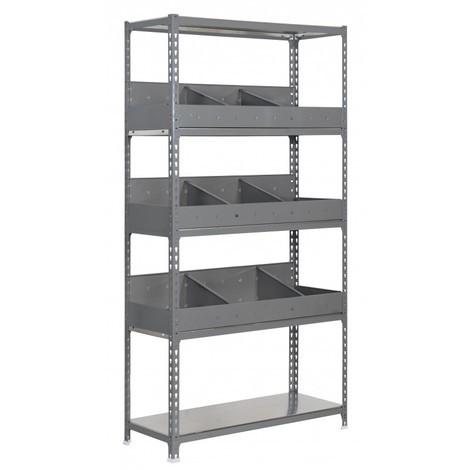 Simonrack - Kit simonexpo plus 5/500-3 5 estantes