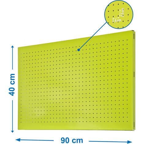 Simonrack - Kit simongarden panelclick verde