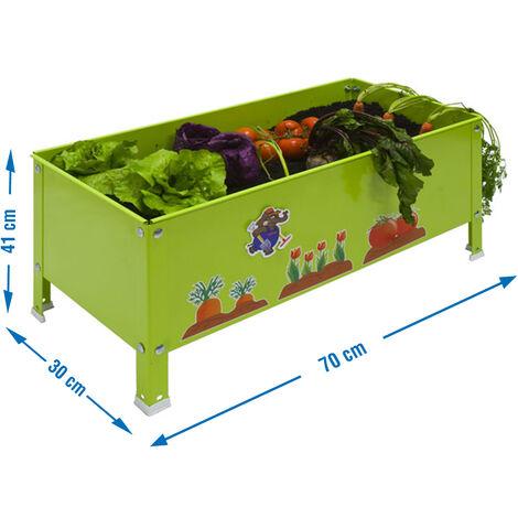 Simonrack - Kit simongarden urban kid verde