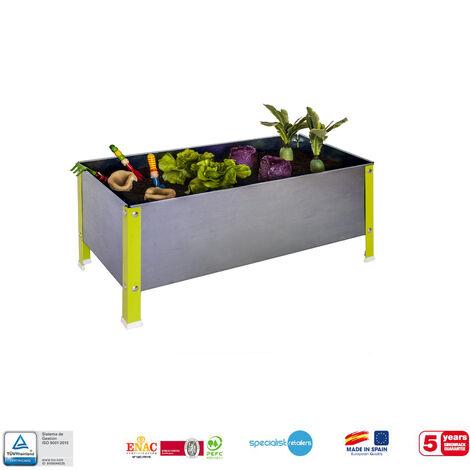 Simonrack - Kit simongarden urban verde - galvanizado