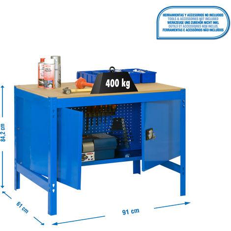 Simonrack - Kit simonwork BT0 locker 842 x 910 x 610 mm