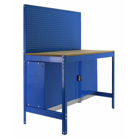 Simonrack - Kit simonwork BT2 locker 1445 x 1210 x 610 mm