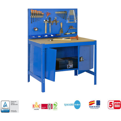 Simonrack - Kit simonwork BT2 locker 1445 x 910 x 610 mm