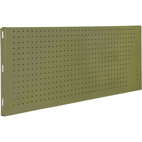 Simonrack - Panel perforado gris