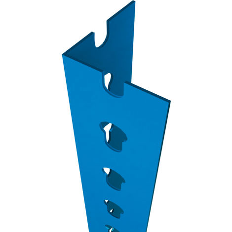 Simonrack - Perfil sclick P/40 azul