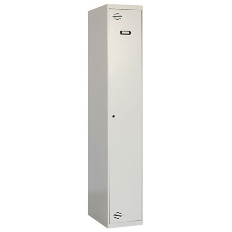 SimonRack - Vestiaire 1 personne 1800x300x500 mm Kit ADDITIONNEL pour former 2 armoires