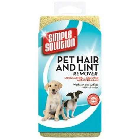 Simple Solution Pet Hair And Lint Remover (One Size) (Biege)