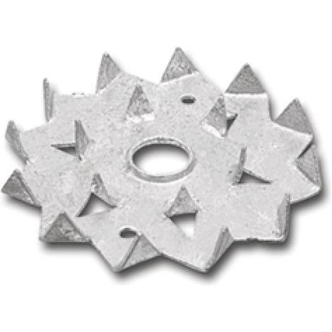 Simpson Bulldog Holzverbinder C2 einseitig - Stahl feuerverzinkt