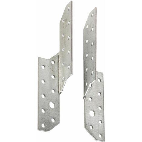 Simpson Sparrenpfettenanker SPF paarweise - Stahl feuerverzinkt