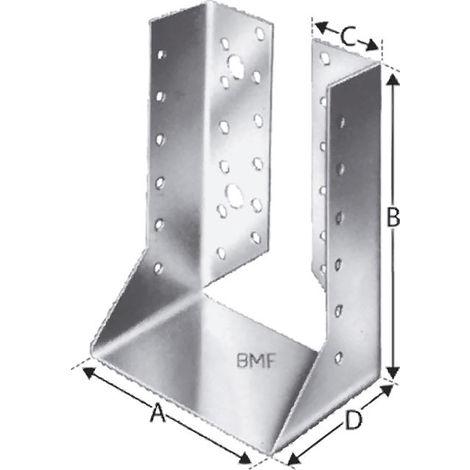 Simpson Strong-Tie SST Balkenschuh innen BSI70/125 ( Inh.50 Stück )
