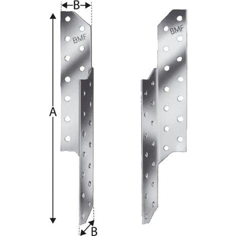 Simpson Strong-Tie Strong Tie SST Sparrenpfettenanker SPF210R (Inh. 100 Stück)