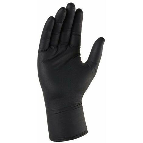 SINGER SAFETY 100 gants jetables en nitrile - AUU5000