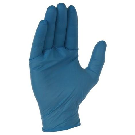 SINGER SAFETY 100 gants jetables en nitrile - AUUNIT