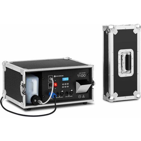 Singercon Máquina de Humo Generador de Niebla 1.100W 99 m3/min