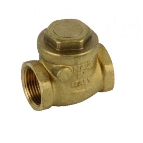 Single flapper valve EPDM rubber seat 3/4?