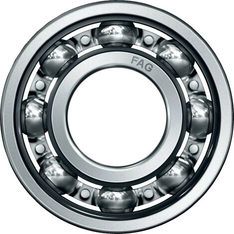 Single Row Deep Groove Ball Bearings - Open Type
