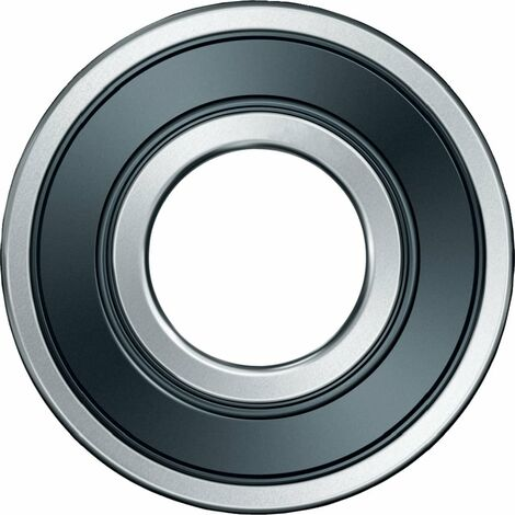 Single Row Deep Groove Ball Bearings - with Seals (EE Type)