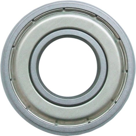 Single Row Deep Groove Ball Bearings - With Shields (2Z Type)