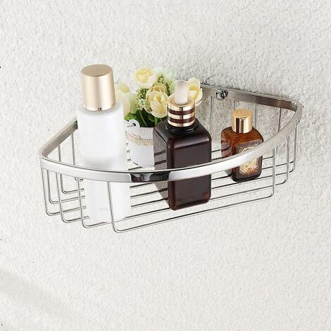 Single Shelf Corner Storage Basket
