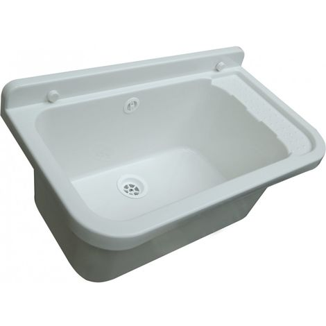 Sink basin chamber 60cm commercial sink