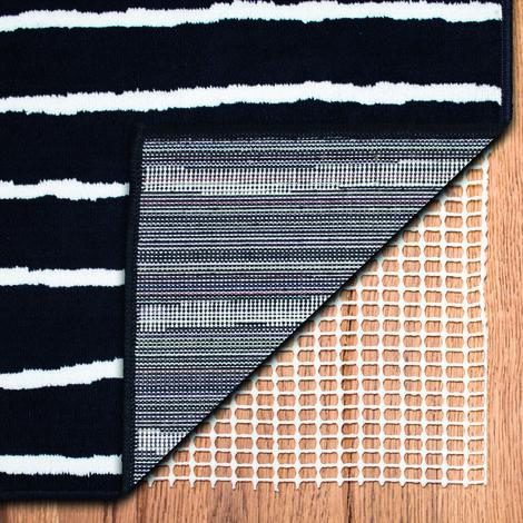 sinnlein® Antirutschmatte Teppichunterlage Größen & Farbwahl Teppichstop Teppich Gleitschutz Antirutsch