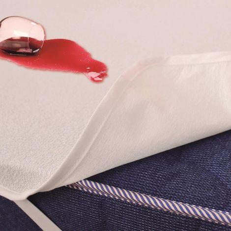sinnlein® Matratzenauflage Matratzenbezug Matratzenschoner Betteinlage Bettauflage Einlage