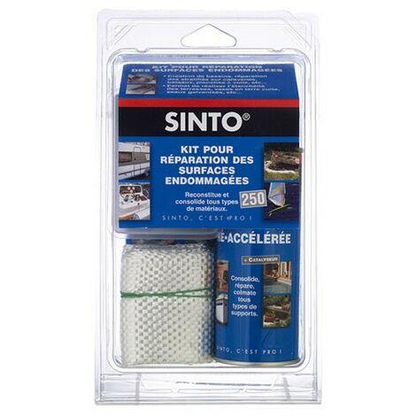 SINTO KIT250 0.25L RESINE/0.25M2 TISSU (Vendu par 1)