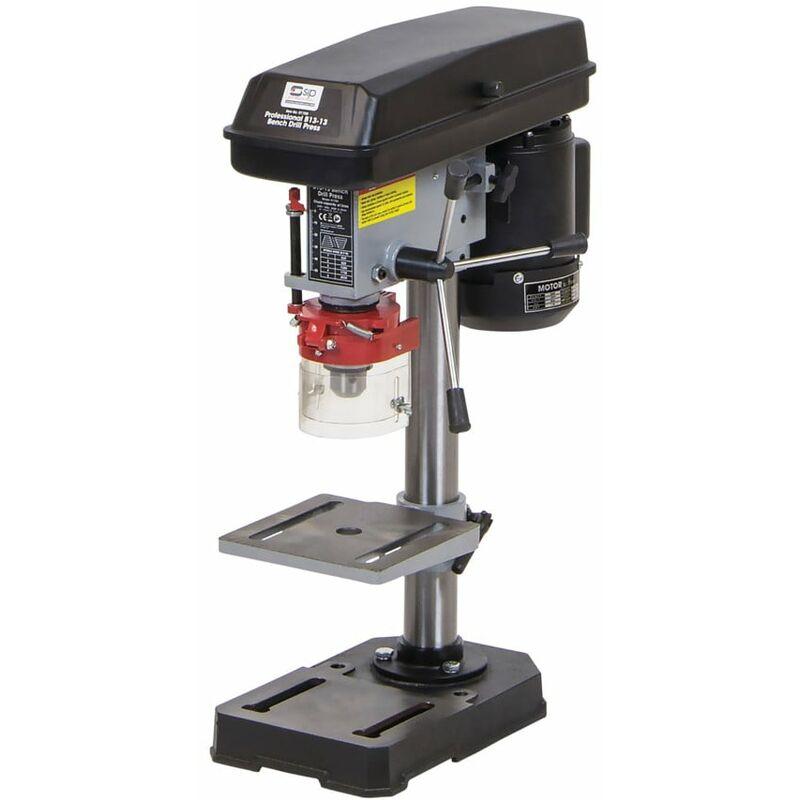 B16-16 Bench Pillar Drill bench mounted